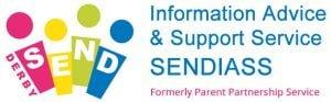 Derby SENDIASS logo